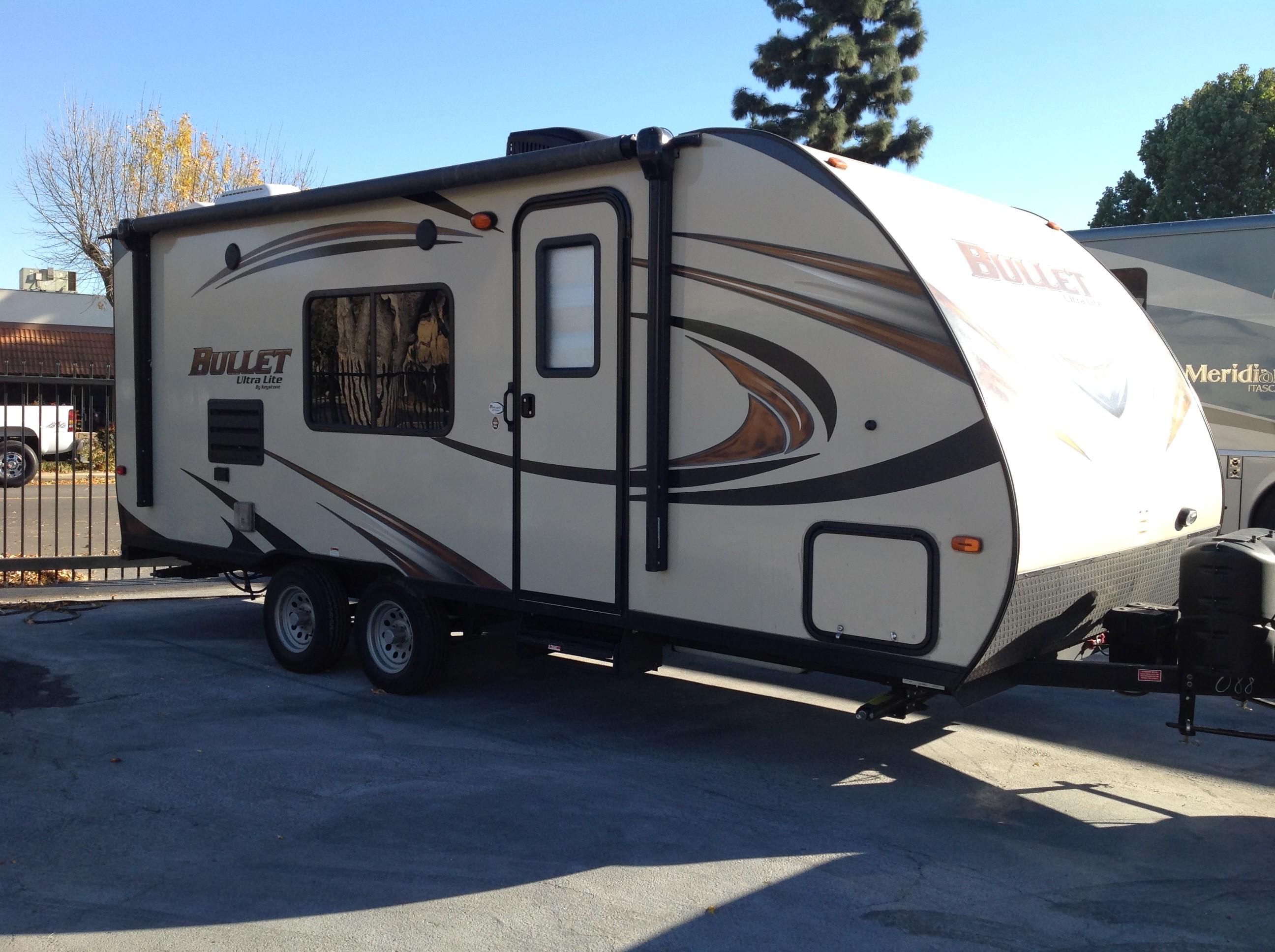 24ft Keystone Bullet Crossfire California Motor Home Rentals